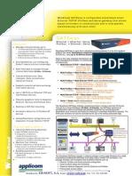 Brad Multi Protocol Gateway Ethernet Serial APP ESR GTW