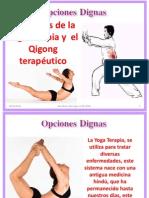 Beneficios Yoga Terapia