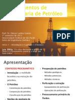 Fund Eng Petróleo - Aula 1-2012