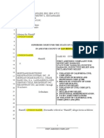 First Amended Complaint Plaintiff)