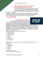 inteligenciasmultiplesyritmosdeaprendizajeenelaula-130407200335-phpapp01