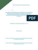 Convocatoria Inscripcion Muni 2014