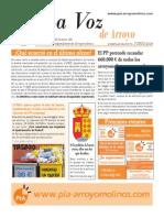 La Voz de Arroyo. Nº Junio 2014