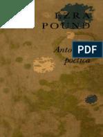 Pound, Ezra - Antologia Poetica