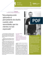Revista Design Thinking