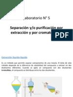 Lab5-Extraccion-Cromatografía