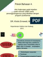 4. Faktor Risiko DBD