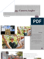 composition  camera angles slideshow