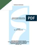 Sistema de Inventarios Periódico 2