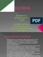 PP EKSTRAK KELOMPOK II.pptx