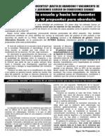 Violencia en escuelas de Quilmes