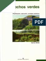 Techos Verdes - Gernot Minke