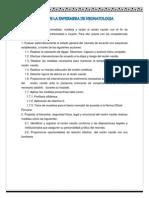 Perfil de La Enfermera de Neonatologia
