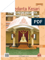 the Vedanta Kesari November 2013