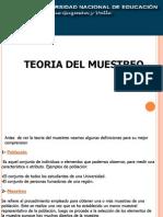 Teoria Del Muestreo-clarissa