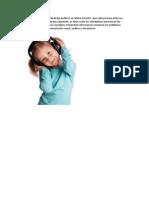 Audio Auditivo