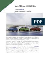 La tecnología ACT llega al SEAT Ibiza.docx