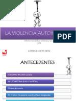 La Violencia Autoinfligida