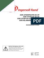 Ingersollrand Parts Book