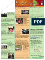 March - April 2014 Newsletter From the Pate's