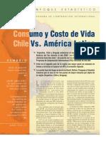 Consumo Chile Americalatina