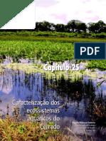 Capítulo 26 - Caracterização Dos Ecossistemas Aquáticos Do Cerrado