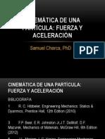 Cnematica de La Particula_ Fuerza y Aceleracion - Week 12