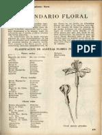 Calendario Floral BSE
