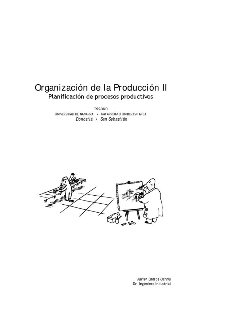 Vistoso Control De Planificación De Producción Reanudar Muestra ...