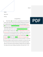 ra essay revision strategy