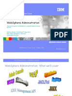 WebSphere Administration
