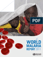 World Malaria Report 2011