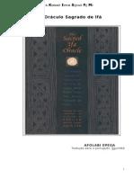 105549872 O Oraculo Sagrado de Ifa Epega