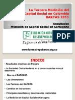 Capital Social Cartagena