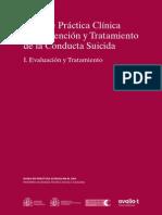 Conducta Suicida 2011