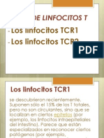 Tipos de Linfocitos