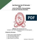 223023955 Historiografia Griega Trabajo