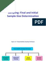 091 Sampling Size