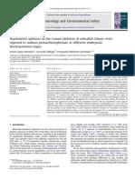 Asymmetric Patterns in the Cranial Skeleton of Zebra Fish