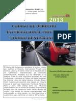 175887851 Codigo Bustamante Analisado y Comentado Civil y Mercantil Internacional PDF