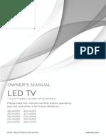 42LA6200 Manual