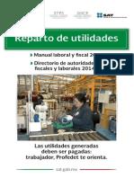 Manual Lab y Fiscal 2014 Rep Utilidades SAT