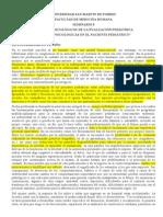 SEM 8 - Aspectos psicol+¦gicos de la evaluaci+¦n pediatrica