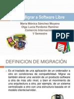 Como Migrar a Software Libre