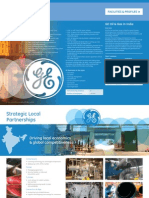 GE Regional Profile India