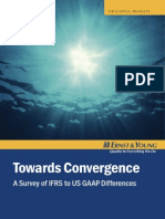 IFRS-US GAAP Towards Convergence