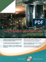 02c-ADC Power Concept DPA Safe Swap Modular UPS