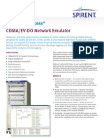 Airaccess Cdma and Ev-do Network Emulator