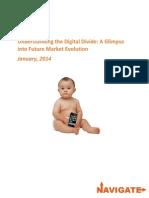 2014-Navigate-Understanding the Digital Divide