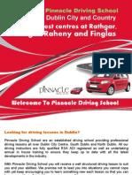Pinnacle Driving School